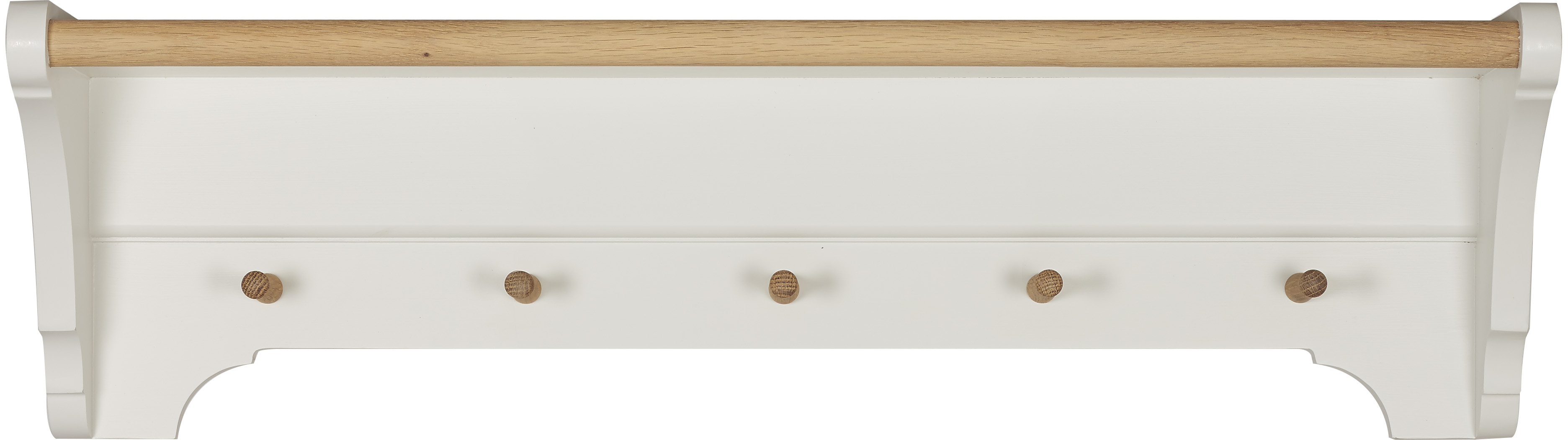 Chichester Coat Rack, 5 Pegs