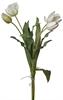Tulip Bunch, 4 Stems White