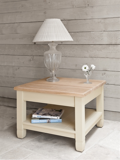 Neptune Chichester Low Side Lamp Table