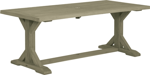 Neptune bordeaux 6 seater rectangular table garden tables - Table jardin bricorama bordeaux ...