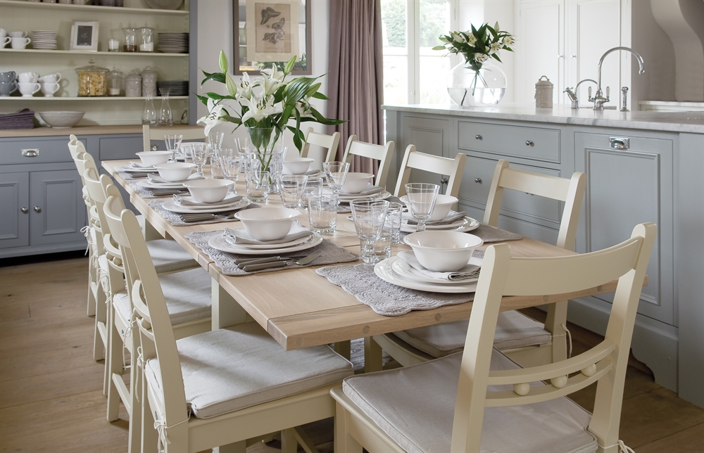 Neptune Chichester Extending Dining Table Dining Room