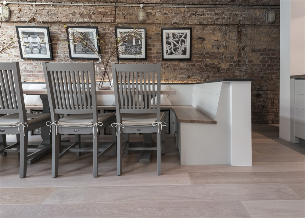 Neptune harrogate rectangular dining table dining room for Perfect kitchen harrogate
