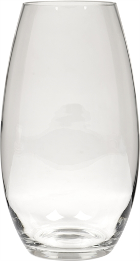 Dulwich Tall Hand Blown Glass Vase Neptune