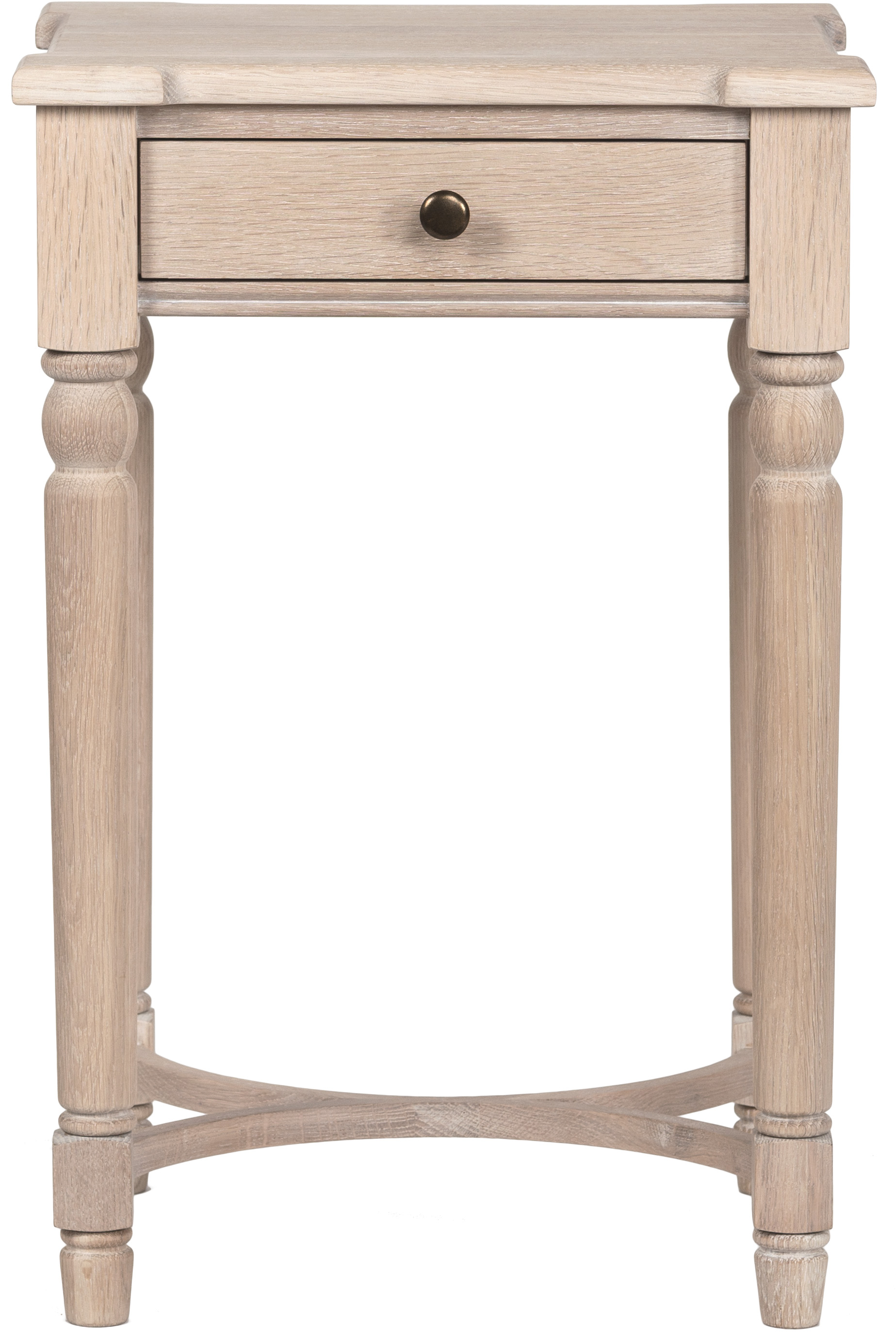 Neptune Blenheim Oak Side Table Bedside Furniture