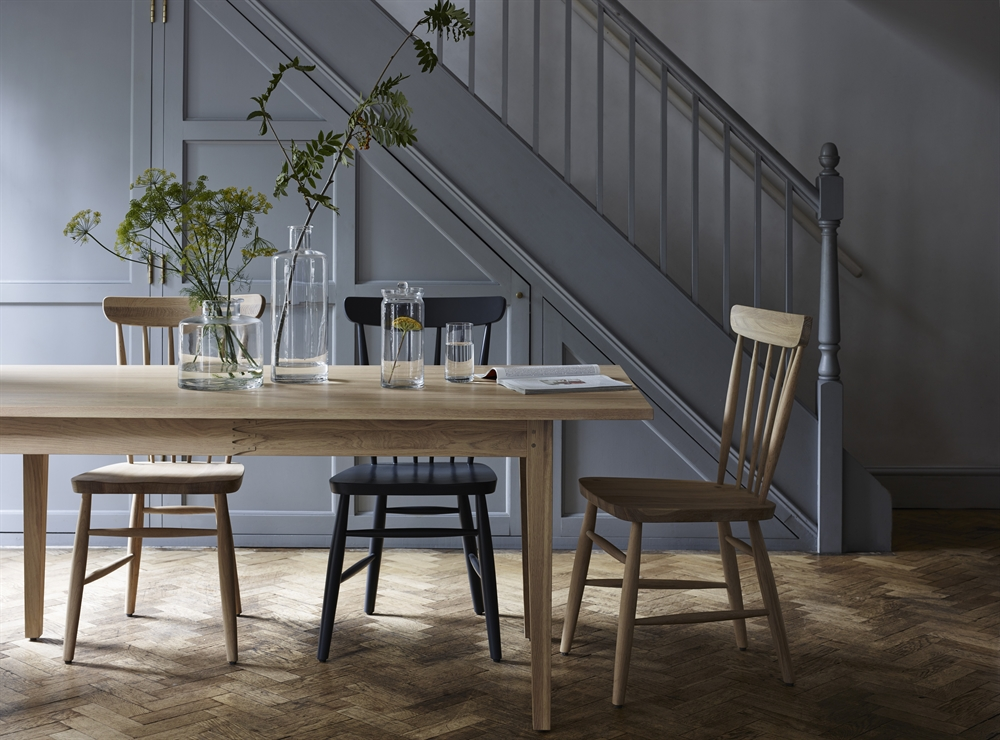 Neptune Wardley Oak Dining Chair Dining Chairs
