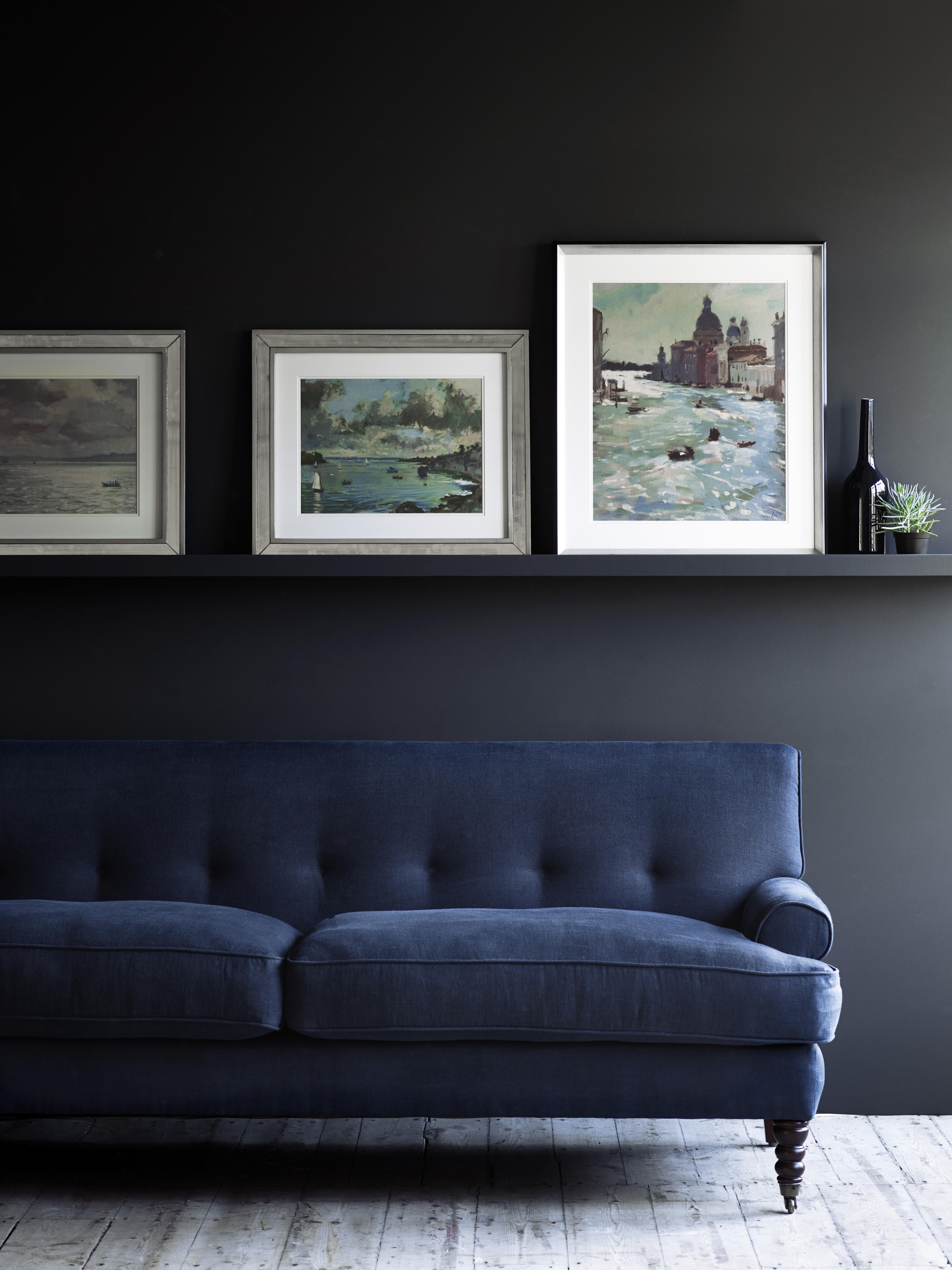 Neptune Charcoal paint