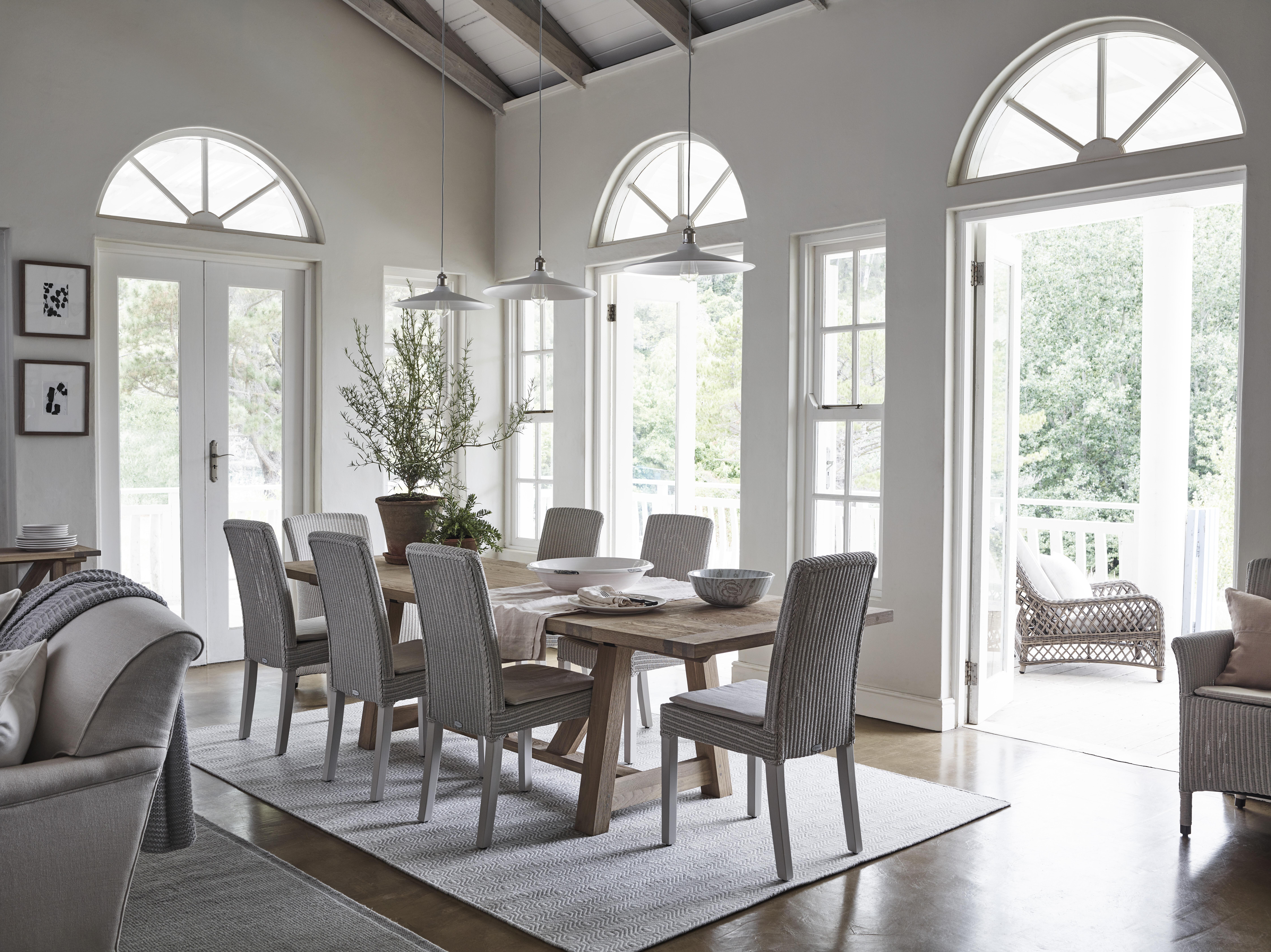 Neptune Arundel Oak Dining Table Dining Room Furniture
