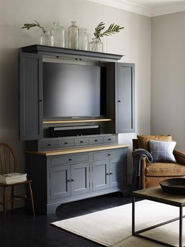 Neptune Henley 5ft Tv Dresser Living Room Furniture