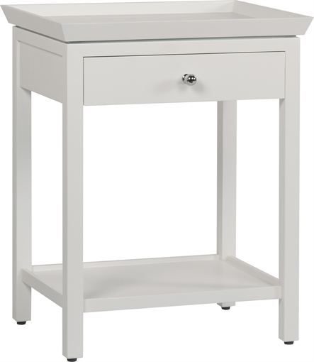 Neptune aldwych side table snow bedside furniture for 12 wide side table