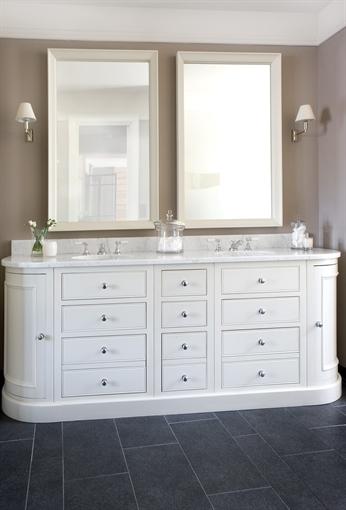 Chichester 2 Drawer Bathroom Base Cabinet