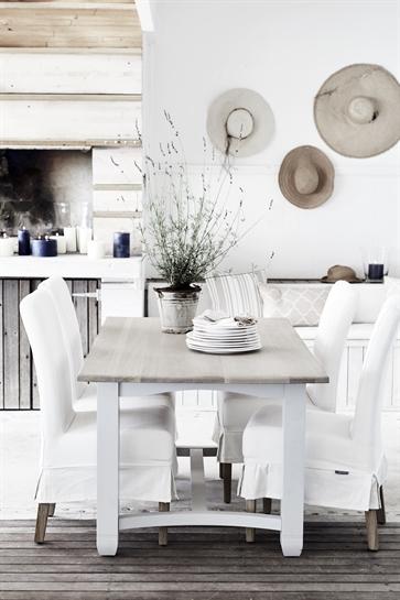 Neptune long island dining chair